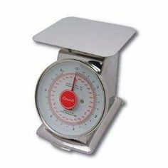 Mercado 6lbs Dial Scale with Plate by Escali. $34.95. Durable spring scales. Accurate measuring. DS63P Features: -Dial scale with plate.-Frame and weighing platform material: Stainless steel.-Accurate measuring in a durable spring scale.-Clear read out.-No Fuss workhorse for the kitchen.-Spill proof and shatter resistant covered dial.-Dual read out in Metric and Imperial.-Increments: 0.5 oz/10 gram.-Measuring units: Grams, Pounds + Ounces..-Weighting Capacity: 6 lbs/3 kg. Di...