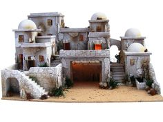 case presepe palestinese - Buscar con Google Fontanini Nativity, Medieval Houses, Homemade Christmas Decorations, Wargaming Terrain, Ceramic Houses, Christmas Nativity, Miniature Fairy Gardens, Winter Theme, Christmas Projects
