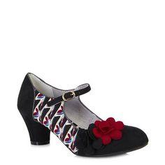 8ca6682d MIA (Black/Red) Pump Shoes, Shoes Sandals, Shoe Boots, Irregular