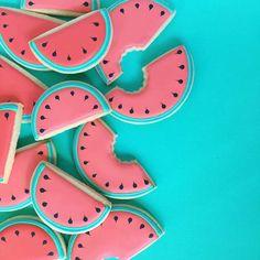 Les adorables créations de Cookie Art de l'américaine Holly Fox, une graphic designer et cuisinière amatrice qui nous entraine dans un univers appétissant
