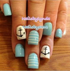 More anchor nails