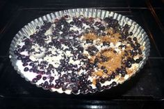 borůvkový koláč s tvarohem Acai Bowl, Pie, Breakfast, Food, Acai Berry Bowl, Torte, Morning Coffee, Cake, Fruit Cakes