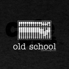 Yes!  Old school accounting :)