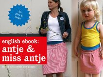 english ebook combination ★ Antje & Miss Antje