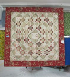 gypsy rose quilt | ... quilt! (she is in pink) Sunday night I'm sure this quilt will be on