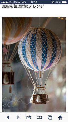 バルーンアレンジ気球