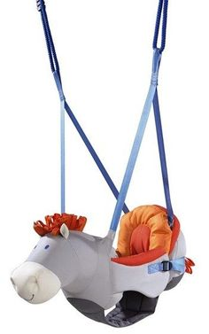Infant Haba Horse Baby Swing - Baby Gear Must Have 2017