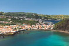 Horta City - Faial Island www.bensaudehotels.com
