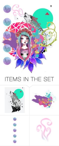 """""""Untitled #882"""" by queenofmischief ❤ liked on Polyvore featuring art"""