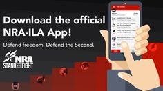 NRA-ILA Launches Mobile App