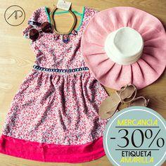 Outfit super veraniego!!! vestido  con un  30% de descuento!!! #rebajas #veranos #love #shop