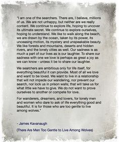 I Am A Searcher - - I am going to enlarge this and definitely pin it on my board