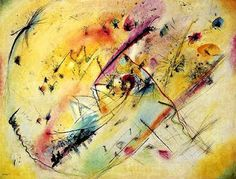 Kandinsky, Bright Picture, 1913