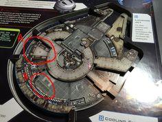 「ミレニアムファルコン船内」の画像検索結果