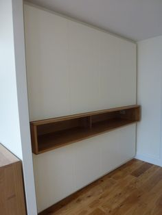Fitted cupboards