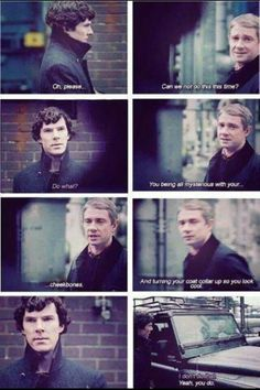 Haha! Too funny!