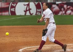 Jackie Traina takes no-hitter into 6th inning as No. 1 Alabama avoids sweep at No. 8 Tennessee
