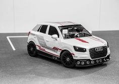 VIDEO: Watch the Audi Q2 Deep Learning Concept in action - http://www.quattrodaily.com/video-watch-audi-q2-deep-learning-concept-action/