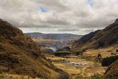 Les Andes, autour de Quilotoa 3