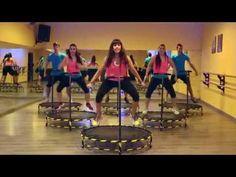 CARDIO JUMPING ® ESPAÑA - YouTube