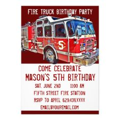 =>Sale on          Fire Truck Engine Firefighter Birthday Invitations           Fire Truck Engine Firefighter Birthday Invitations in each seller & make purchase online for cheap. Choose the best price and best promotion as you thing Secure Checkout you can trust Buy bestHow to          Fir...Cleck Hot Deals >>> http://www.zazzle.com/fire_truck_engine_firefighter_birthday_invitations-161331266221343429?rf=238627982471231924&zbar=1&tc=terrest
