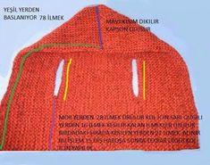 Dress Sewing Patterns, Baby Knitting Patterns, Crochet Patterns, Crochet Cardigan, Knit Crochet, Knifty Knitter, Creative Knitting, Crochet Flower Tutorial, Crochet Baby Booties
