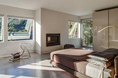 Modern is Modern Again in Portola Valley - modern - bedroom - san francisco - Mark Brand Architecture