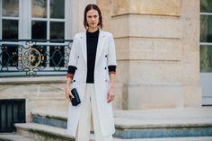 Paris fashion week - 2017- winter - street style