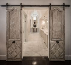 amazing elegant farmhouse bathroom-Thompson Custom Homes