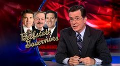 Stephen Colbert on the Beefstate Governors