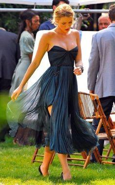 Serena Van Der Woodsen Style