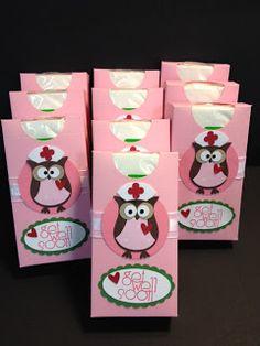 My Creative Corner!: Owl Punch & Delightful Dozen Tissue Box