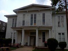 Tougaloo College, Ballard Hall...historic building.