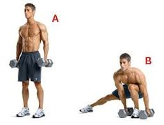 Beginner Dumbbell Exercises