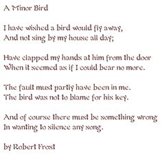 Favorite Robert Frost poem also mentioned in the Outsiders | Cool ...