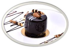 Čokoládová francúzska tortička