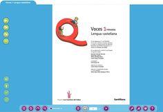 Mi clase 2000 Recursos Didácticos Digitales: Libromedia Santillana Libros primaria digitalizados