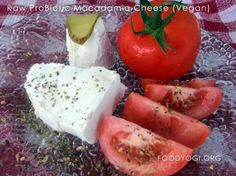 Probiotic Raw Cheese Recipe | Raw Blend