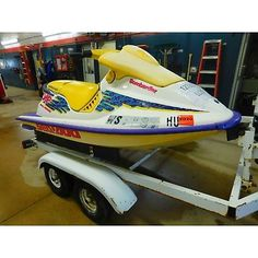 90 S Seadoo S Articles And Images About Seadoo Jet Ski Water Crafts