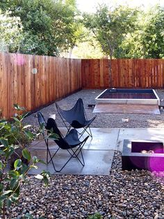 I want a POOL in our (tiny) backyard!