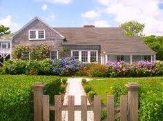 beautiful houses - idyllic
