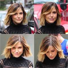 Sophia Bush hair color/ highlights 2