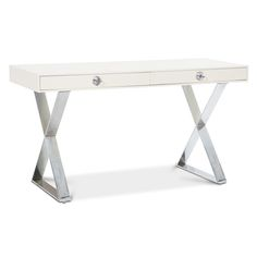 Channing Desk by Jonathan Adler. A reference to Bette Davis's character, Margo Channing, in All About Eve. $1750