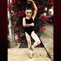 zombie ballerina halloween stuffhalloween costumesballerinaszombies - Dead Ballerina Halloween Costume