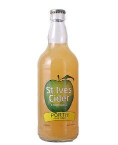 CORNISH CIDER | Porth Pear Cider (St Ives Cider)     ✫ღ⊰n