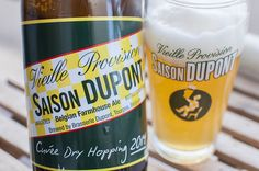The beer that started it all: Saison Dupont - from Girls Who Like Beer
