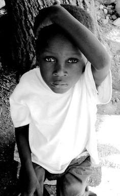 most beautious children= Haitians <3