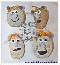 Rock Troll Craft