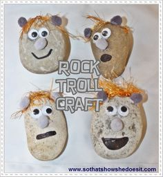 Rock Troll Craft