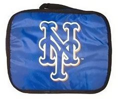 MLB New York Mets Lunchbreak Lunchbox, Blue by Concept 1. Save 52 Off!. $12.94. The lunchbreak is a cool and handy lunchbox for school or work that shows your favorite MLB team's logo.